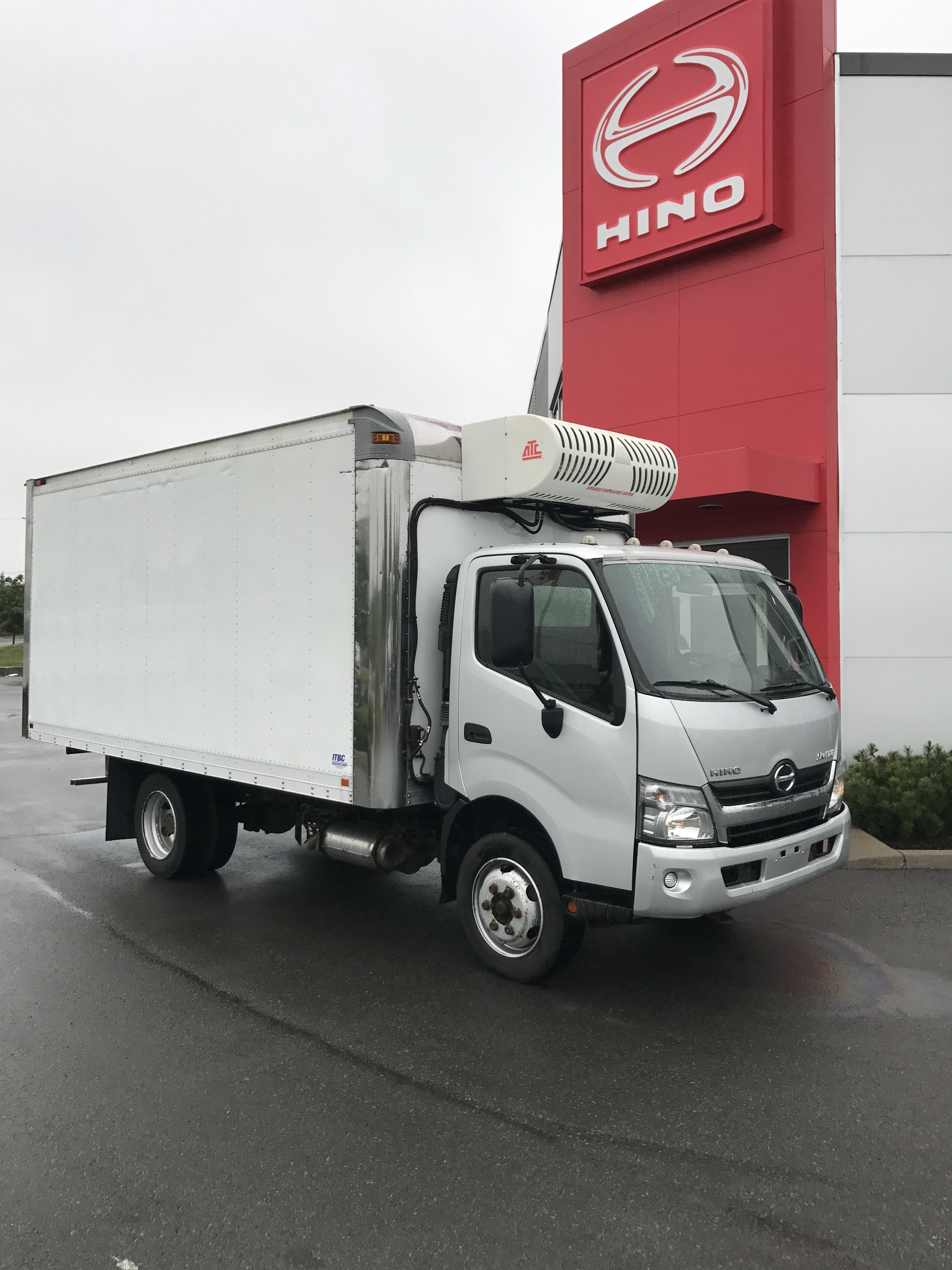 Used Van Leasing >> Hino Ottawa-Gatineau | Commercial Truck - Dealer - Garage